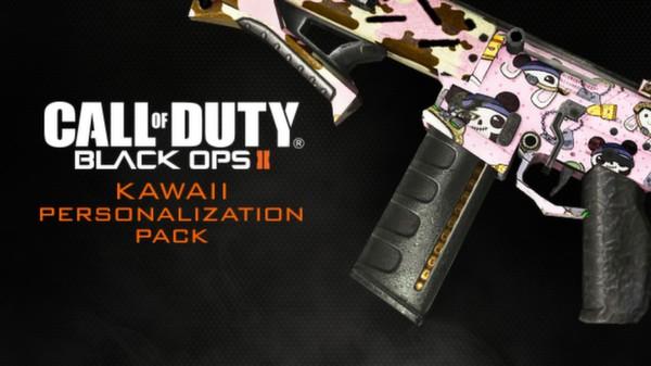 Call of Duty®: Black Ops II - Kawaii Personalization Pack (DLC)