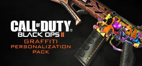 Купить Call of Duty®: Black Ops II - Graffiti Personalization Pack (DLC)