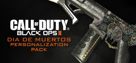 Купить Call of Duty®: Black Ops II - Dia de los Muertos Personalization Pack (DLC)