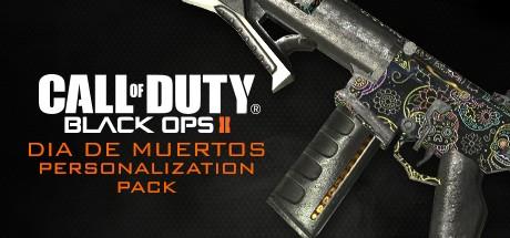 Call of Duty: Black Ops II Dia de los Muertos MP Personalization Pack