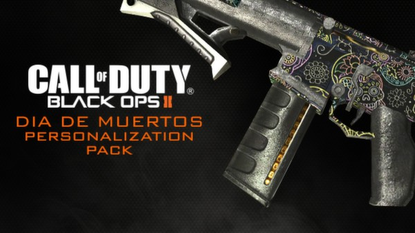 Call of Duty®: Black Ops II - Dia de los Muertos Personalization Pack (DLC)