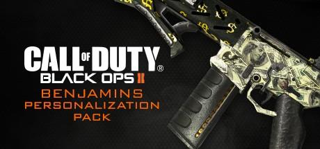 Call of Duty®: Black Ops II - Benjamins Personalization Pack