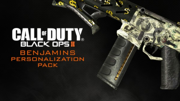 Call of Duty®: Black Ops II - Benjamins Personalization Pack (DLC)