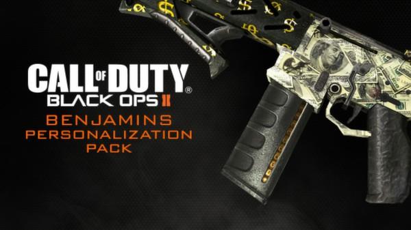 Call of Duty®: Black Ops II - Benjamins Personalization Pack (DLC)