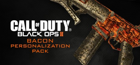Call of Duty: Black Ops II Bacon MP Personalization Pack