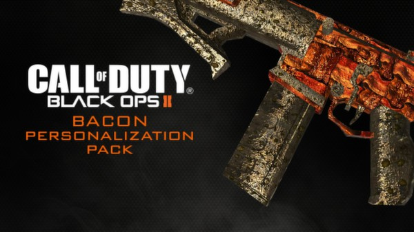 Call of Duty®: Black Ops II - Bacon Personalization Pack (DLC)