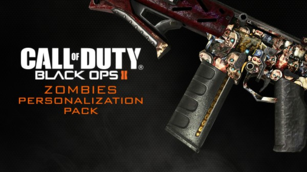 Call of Duty®: Black Ops II - Zombies Personalization Pack (DLC)
