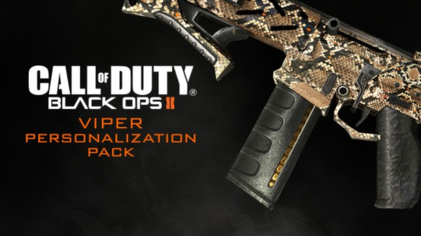 Call of Duty®: Black Ops II - Viper Personalization Pack (DLC)