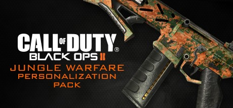 Купить Call of Duty®: Black Ops II - Jungle Warfare Personalization Pack (DLC)