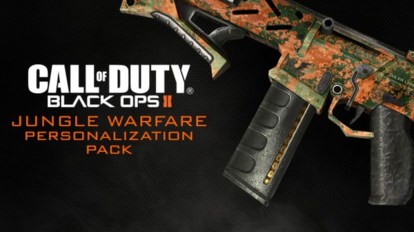 Call of Duty®: Black Ops II - Jungle Warfare Personalization Pack (DLC)