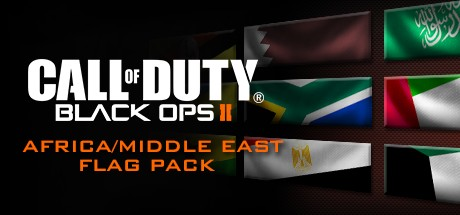 Купить Call of Duty®: Black Ops II - African Flags of the World Calling Card Pack (DLC)