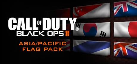 Купить Call of Duty®: Black Ops II - Asian Flags of the World Calling Card Pack (DLC)