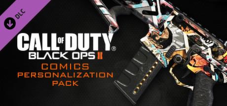 Call of Duty®: Black Ops II - Comics Personalization Pack