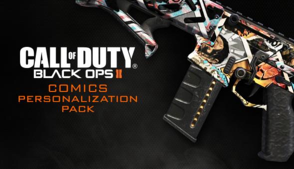 Call of Duty®: Black Ops II - Comics Personalization Pack (DLC)