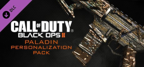 Call of Duty: Black Ops II - Paladin Personalization Pack