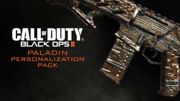 Call of Duty®: Black Ops II - Paladin Personalization Pack (DLC)