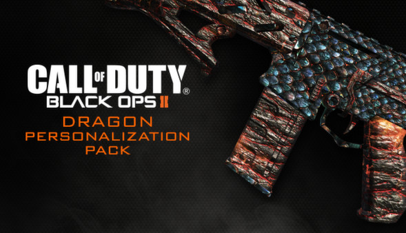 Call of Duty®: Black Ops II - Dragon Personalization Pack (DLC)