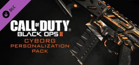 Купить Call of Duty®: Black Ops II - Cyborg Personalization Pack (DLC)