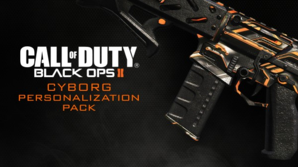 Call of Duty®: Black Ops II - Cyborg Personalization Pack (DLC)