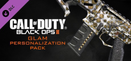 Call of Duty®: Black Ops II - Glam Personalization Pack