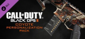 Call of Duty®: Black Ops II - Coyote Personalization Pack