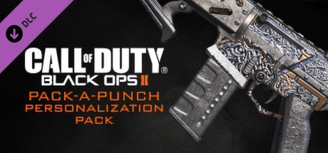 Call of Duty®: Black Ops II - Pack-A-Punch Personalization Pack