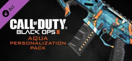 Call of Duty®: Black Ops II - Aqua Personalization Pack