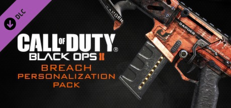 Call of Duty®: Black Ops II - Breach Personalization Pack