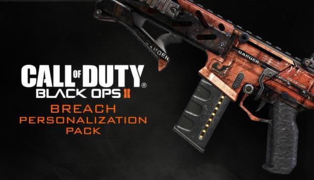 Call of Duty®: Black Ops II - Breach Personalization Pack