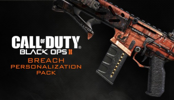 Call of Duty®: Black Ops II - Breach Personalization Pack (DLC)