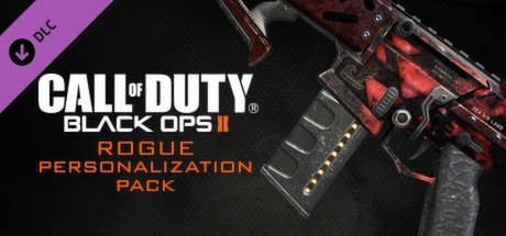 Call of Duty: Black Ops II - Rogue Personalization Pack
