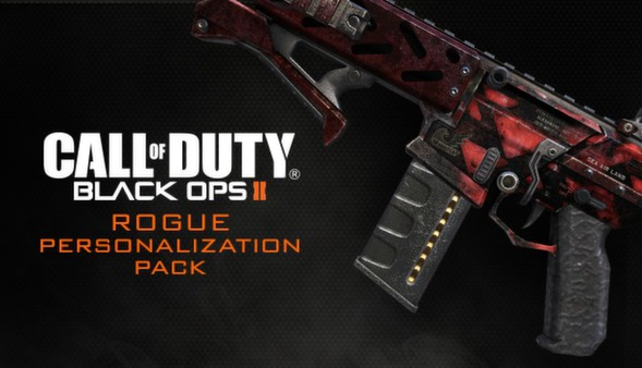 Call of Duty®: Black Ops II - Rogue Personalization Pack (DLC)