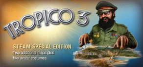 Tropico 3 - Steam Special Edition cover art