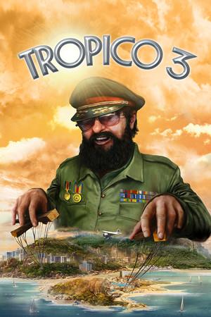 Tropico 3 poster image on Steam Backlog
