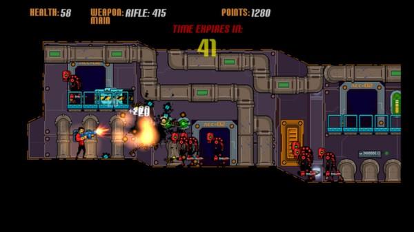 скриншот Bad Bots 1