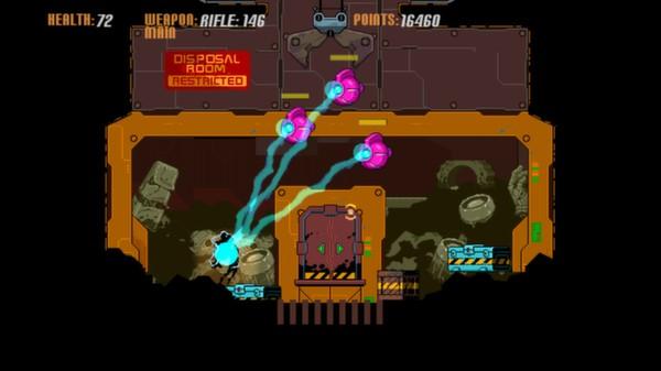 скриншот Bad Bots 3