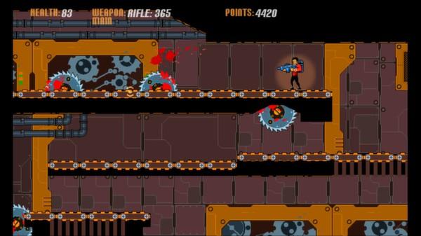 скриншот Bad Bots 2