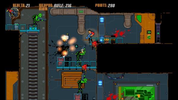 скриншот Bad Bots 5