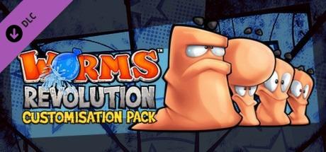 Worms Revolution - Customization Pack