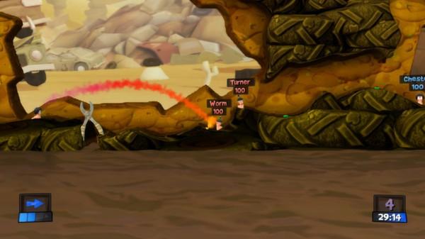 Worms Revolution - Customization Pack (DLC)