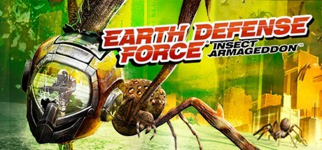 Купить Earth Defense Force: Insect Armageddon