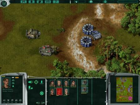 скриншот Original War 0