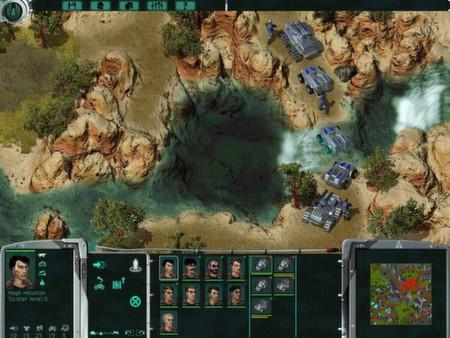 скриншот Original War 5
