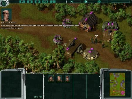 скриншот Original War 1