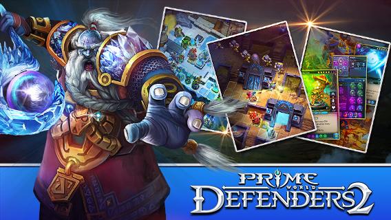 , Prime World: Defenders, P2Gamer