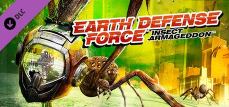 Earth Defense Force Battle Armor Weapon Chest (DLC)