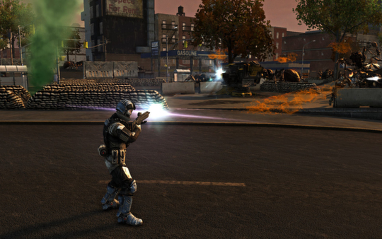 Earth Defense Force Trooper Special Issue Enforcer Package (DLC)