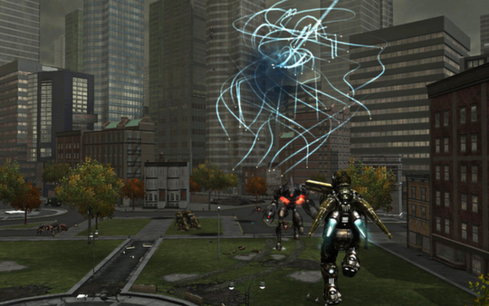 Earth Defense Force Aerialist Munitions Package (DLC)