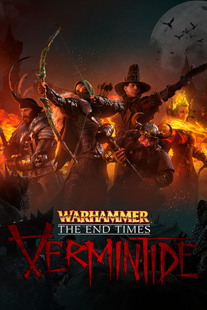 Warhammer: End Times - Vermintide poster image on Steam Backlog