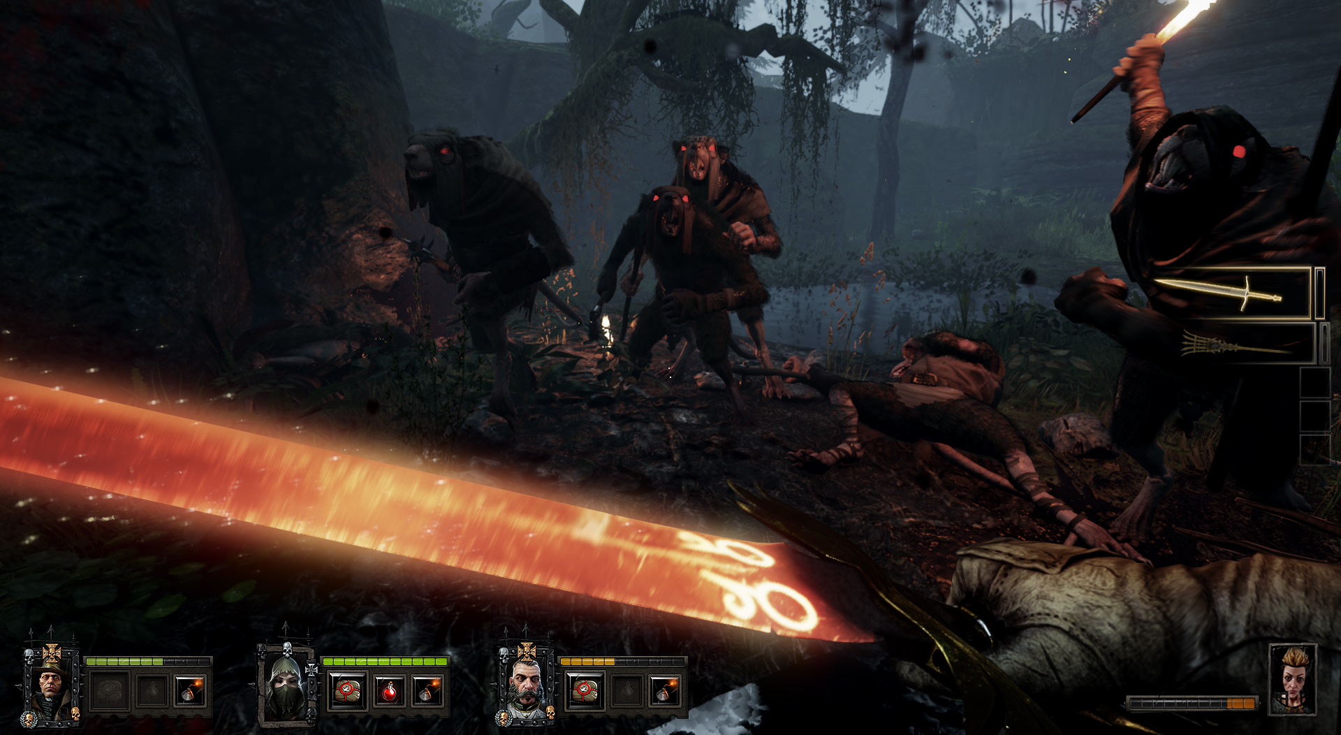 Warhammer End Times Vermintide On Steam Hacks And Mods Computer Case 40k
